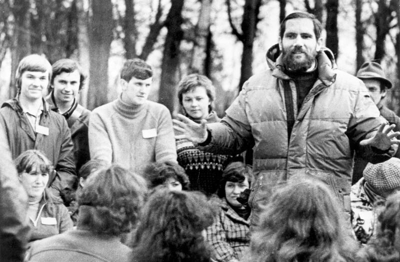 Esperanto-Kurs, Moskau 1981