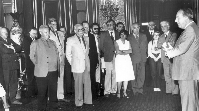 Esperanto-Sommer-Universität, Liège 1981