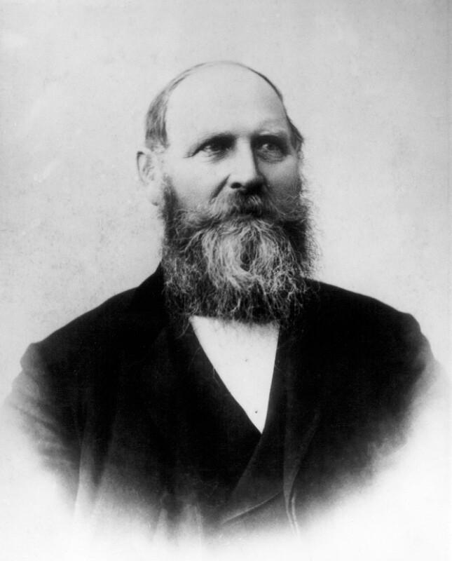 Christian Nielsen, Dänemark um 1890