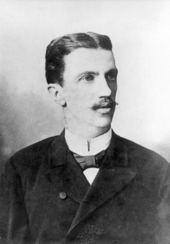 Theodor Heft, Wien um 1891