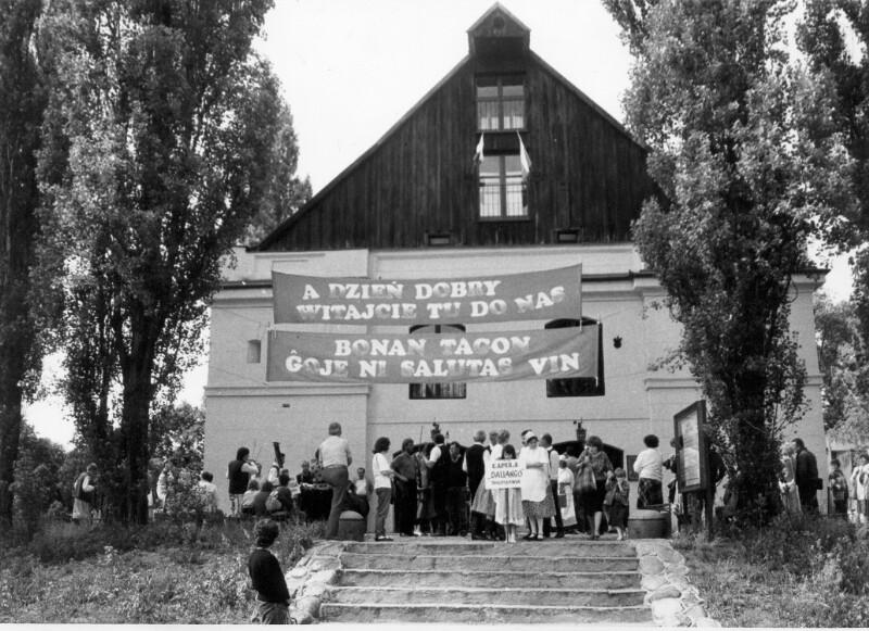 Internationales Volksmusiktreffen, Toruń 1990