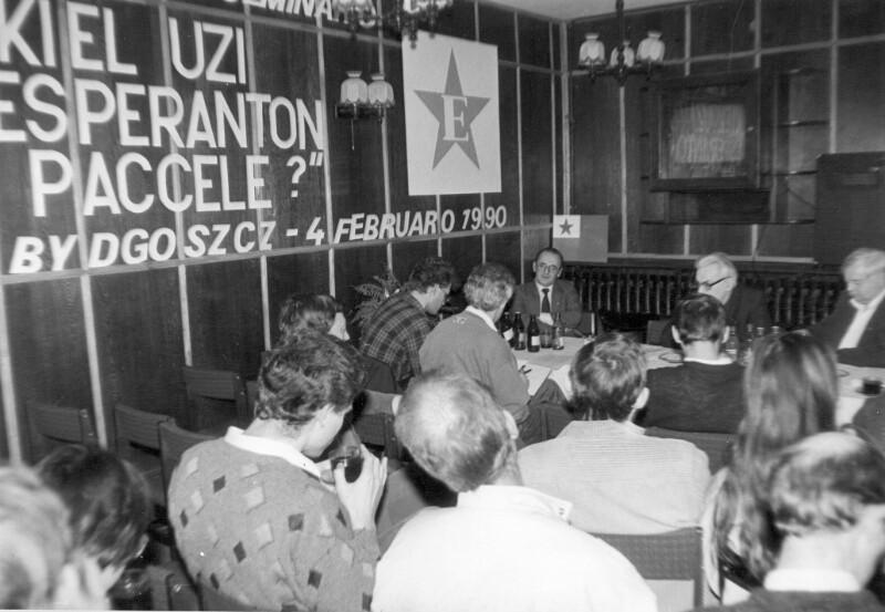 15. Bydgoszczer Esperanto-Tage, 1990