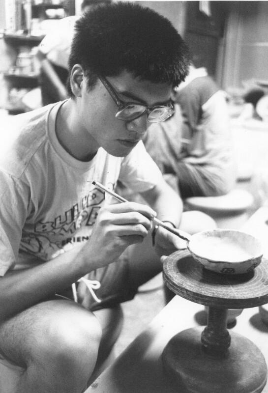 Dongzhen Zhu, 1990