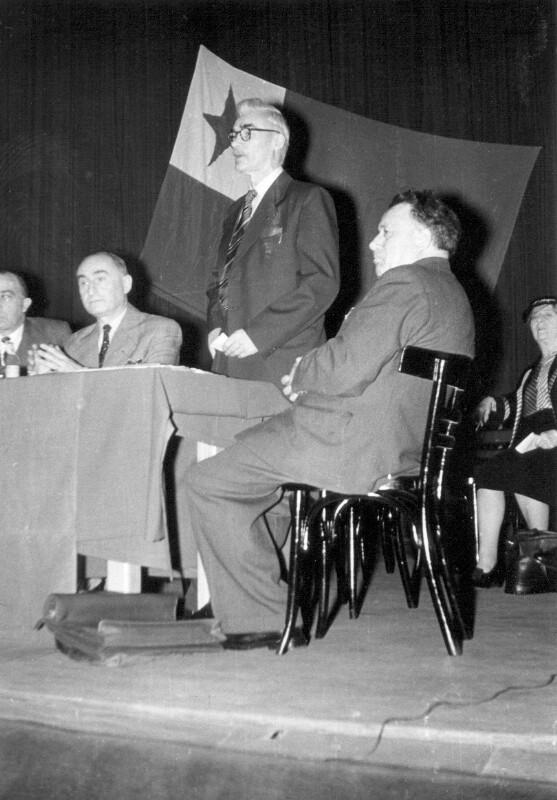 Europäische Esperanto-Konferenz, Strasbourg 1956