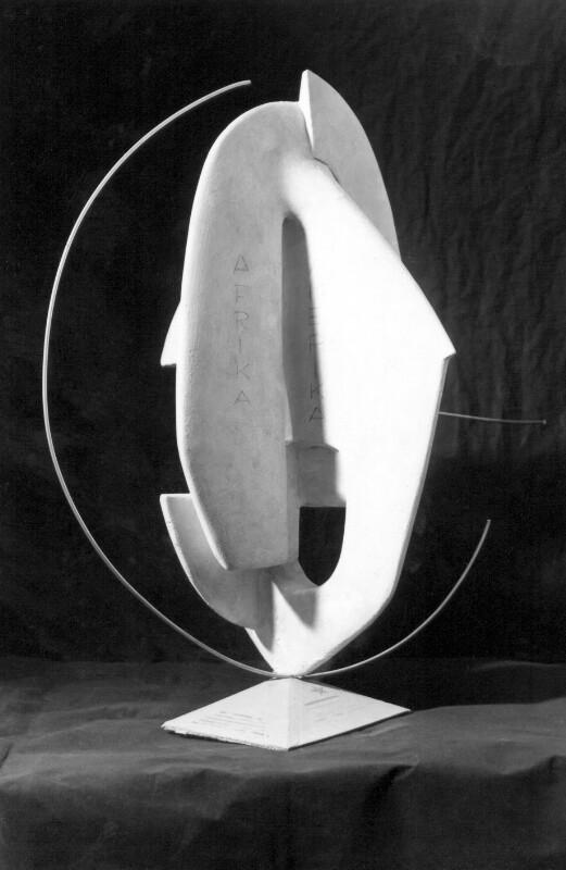 Modell für ein Esperanto-Denkmal, Linz 1963
