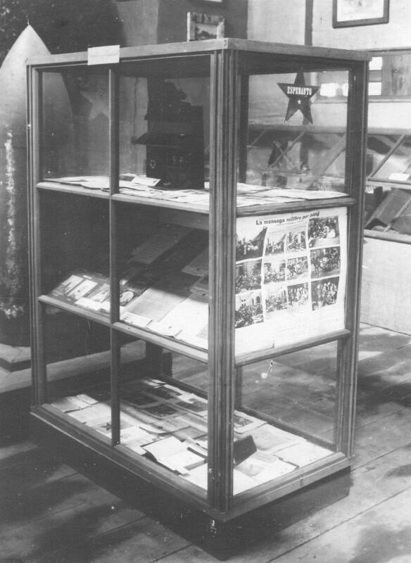 Militaria-Ausstellung, Budapest 1918