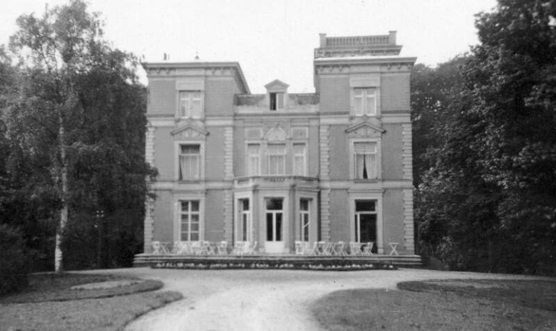 """Das """"Esperanto-Domo"""", Arnhem 1936"""