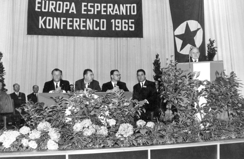 Europäische Esperanto-Konferenz, Wien 1965