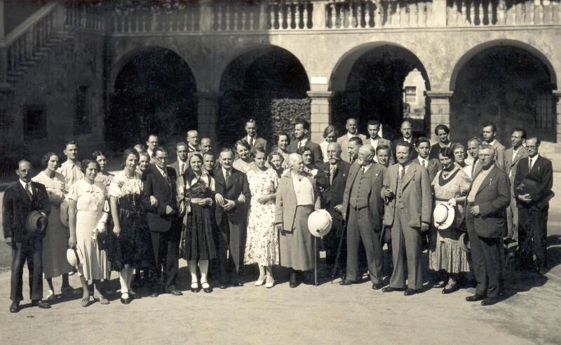 Esperanto-Vorkongress, Klagenfurt 1935