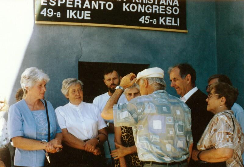11. Ökumenischer Esperanto-Weltkongress, Kaunas 1995
