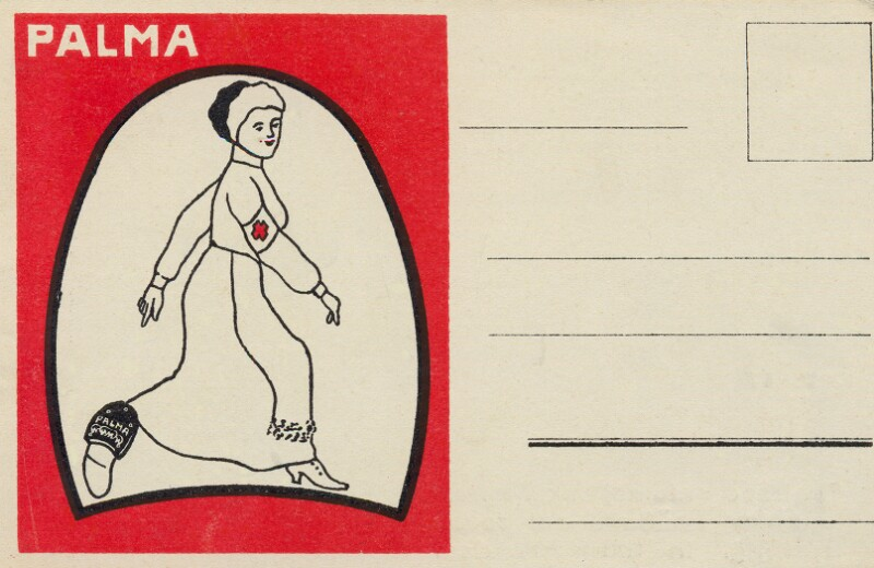 Postkarte: Palma