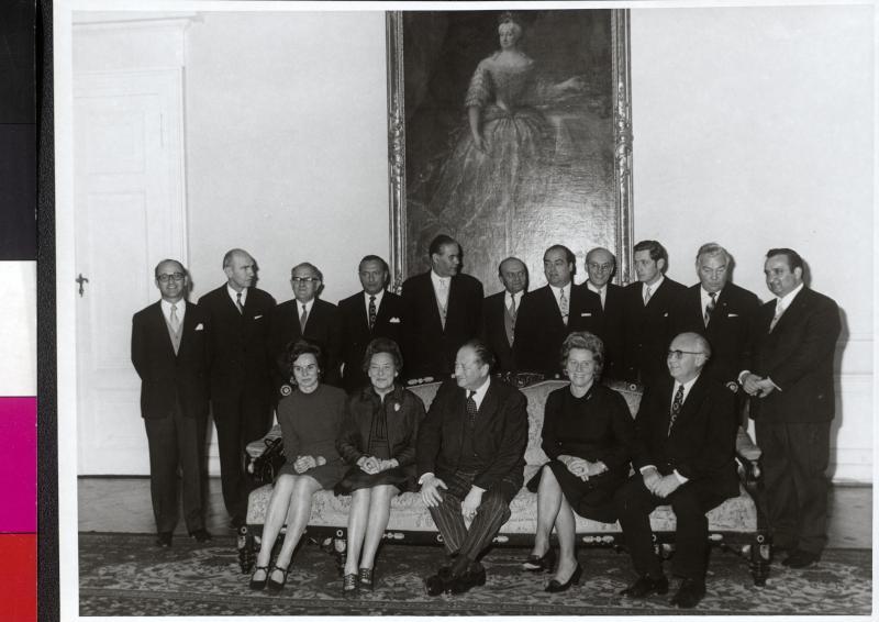 Regierung Kreisky II von Bayer, Fred