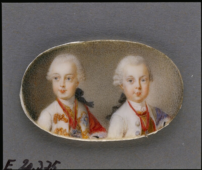 Marie Antoinette's Brothers 10053264