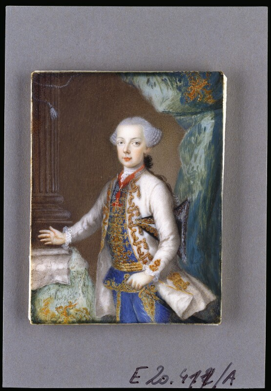 Marie Antoinette's Brothers 10053519