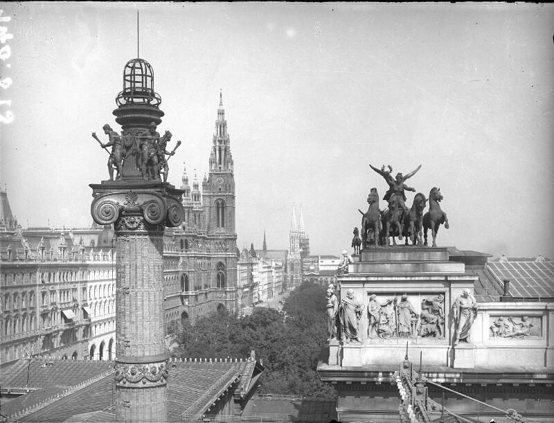 Wien 1, Parlament von Zvacek, Fritz