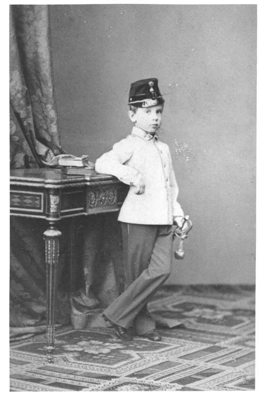 Rudolf, Kronprinz von Österreich von Angerer, Ludwig