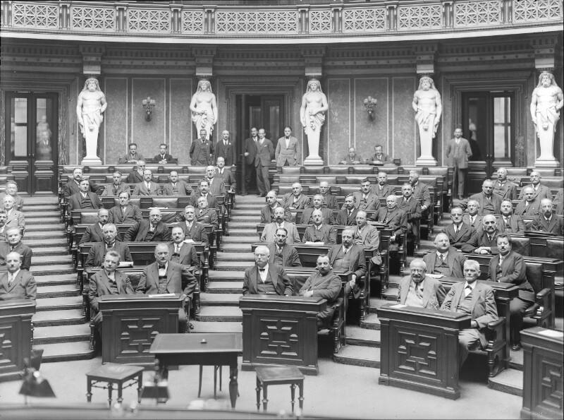 Wien 1, Parlament von Österreichische Lichtbildstelle
