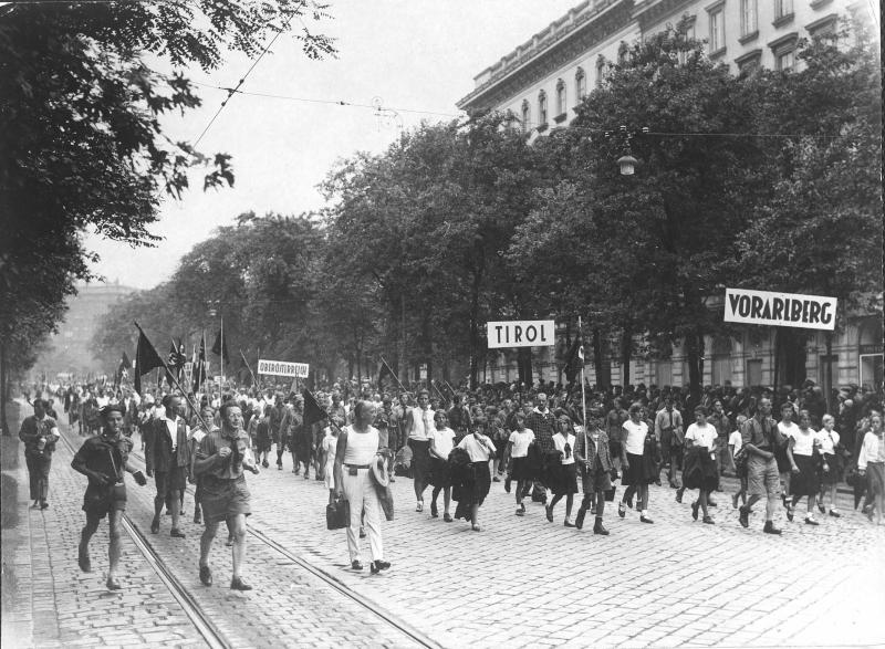 Arbeiterolympiade von Hilscher, Albert
