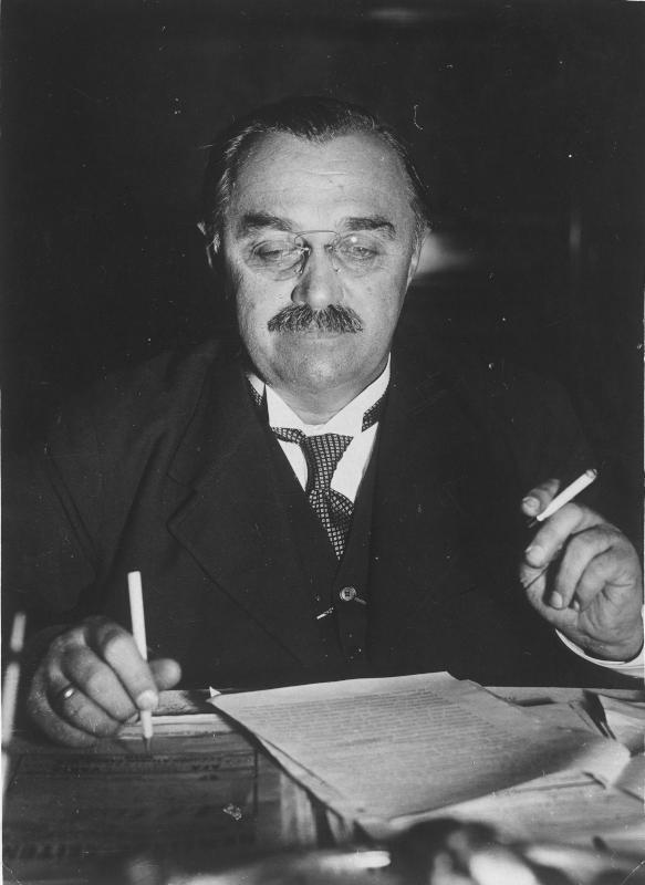 Karl Buresch von Hilscher, Albert