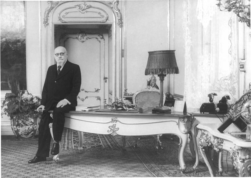 Karl Renner von Hilscher, Albert
