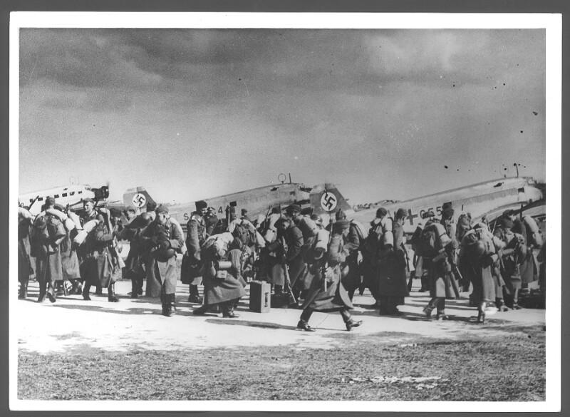 Anschluss 1938 von Hilscher, Albert