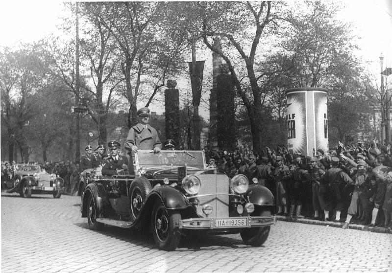Hitler in Wien von Hilscher, Albert