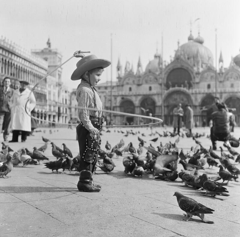 Venedig von Weber, Harry