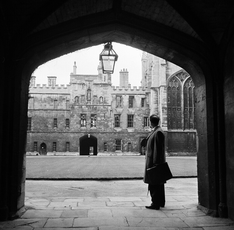 Oxford von Weber, Harry