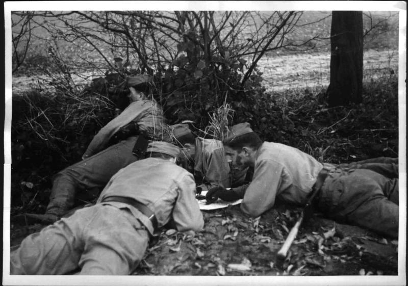 Infanteriegrundausbildung bei der HJ von Weltbild
