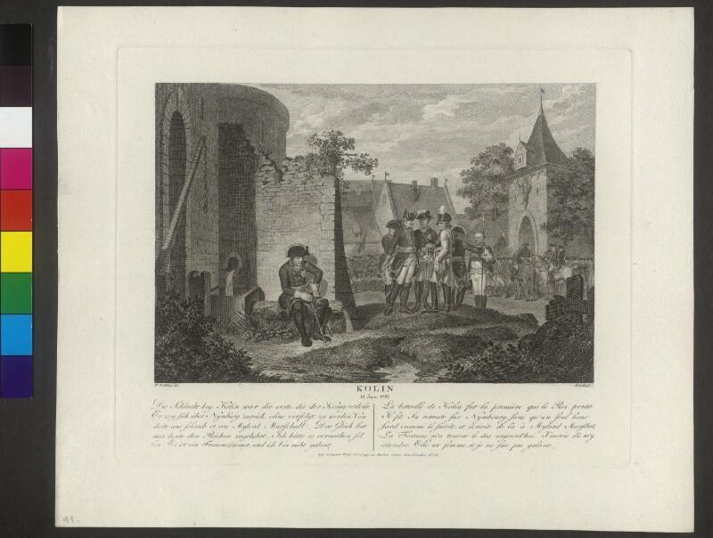 Friedrich II., König von Preussen von Daehling, Heinrich Anton