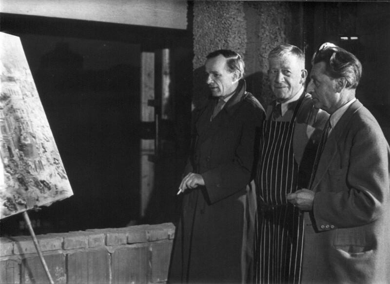 Oskar Kokoschka von Cermak, Alfred