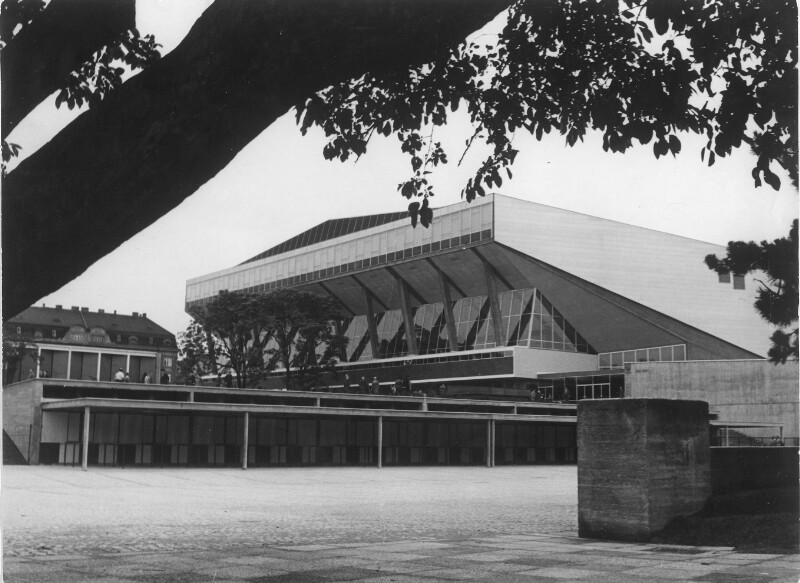 Wiener Stadthalle von Cermak, Alfred