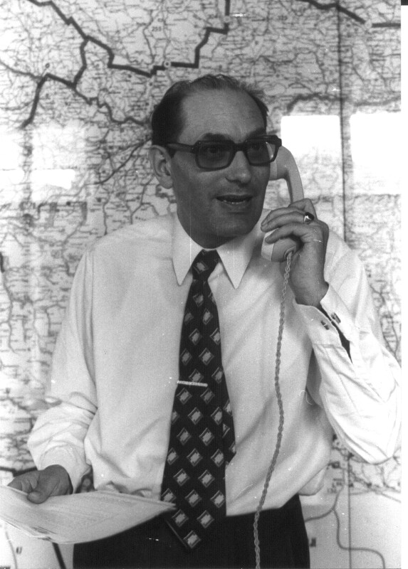 Walter Prskawetz von Cermak, Alfred