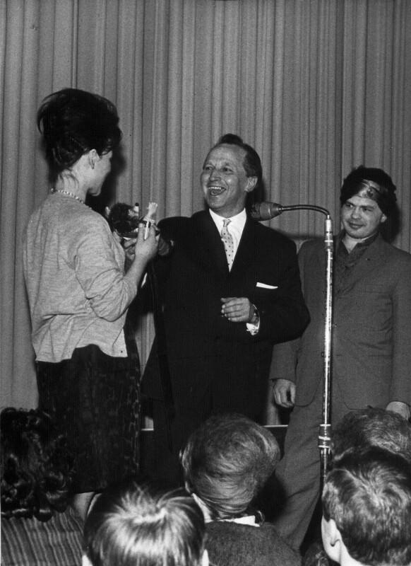 Quiz mit Walter Niesner von Cermak, Alfred