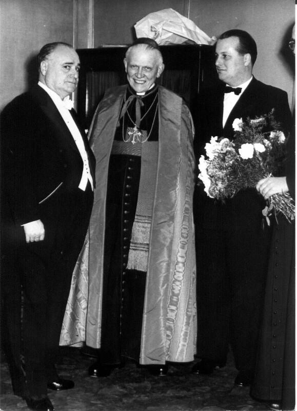 Innitzer und Gigli von Cermak, Alfred