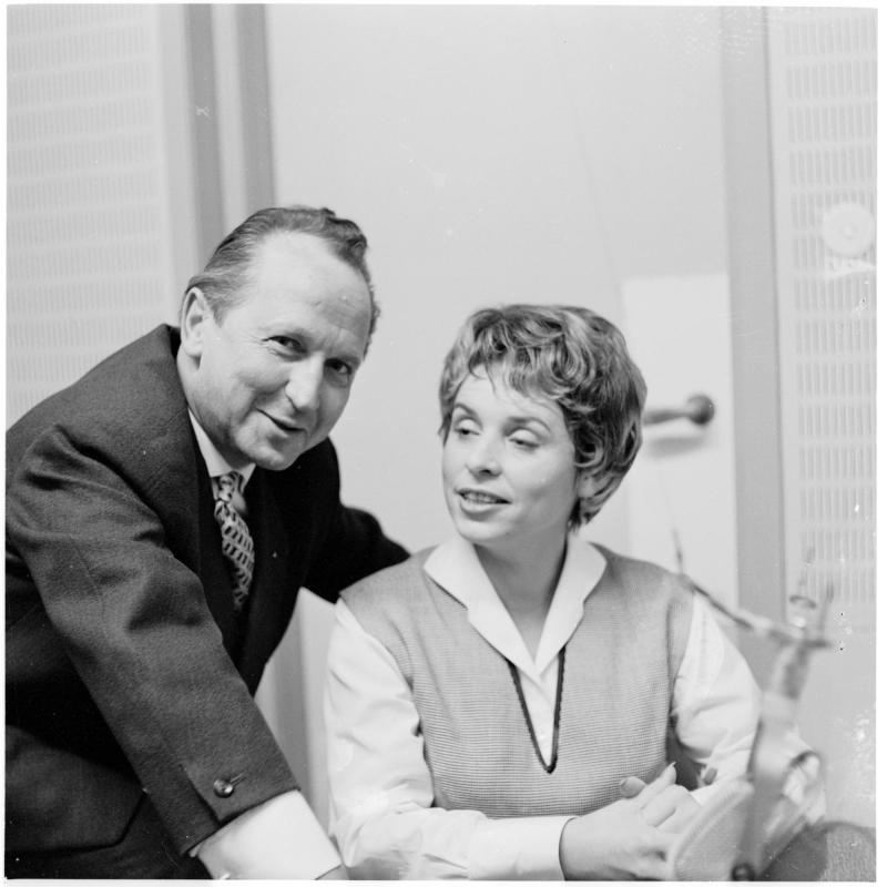 Porträt. Walter Niesner und Rosemarie Isopp von Scheidl