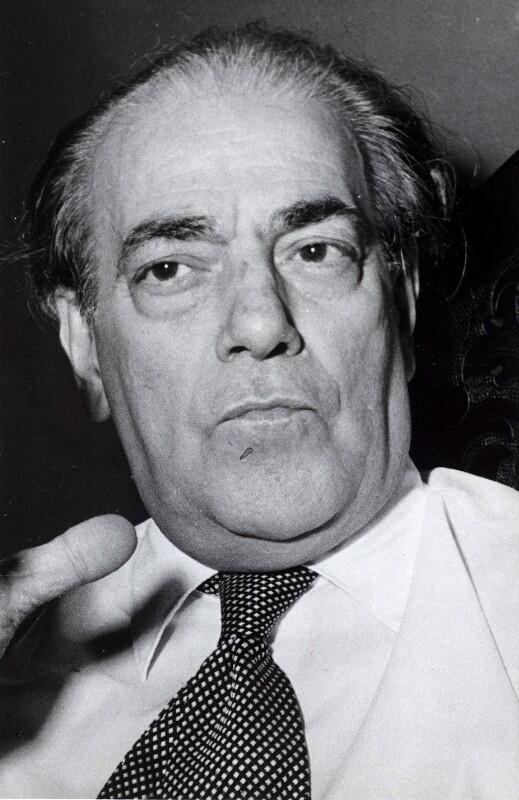Bildnis Heitor Villa-Lobos (1884 - 1959)