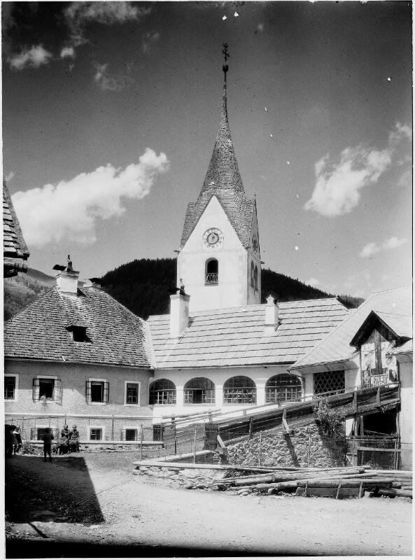 St. Peter im Katschtal von Straberger Velden