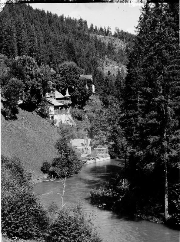 Enge bei Sirnitz von Straberger Velden
