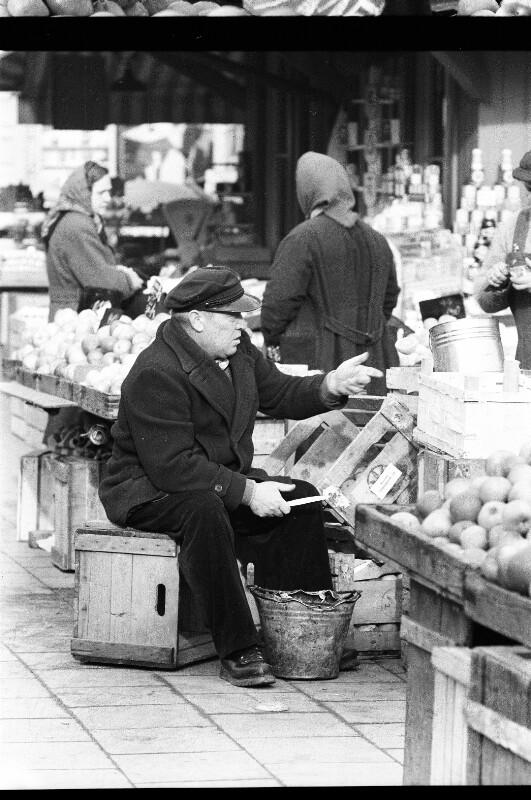 Markthändler von Heydecker, Joe J.