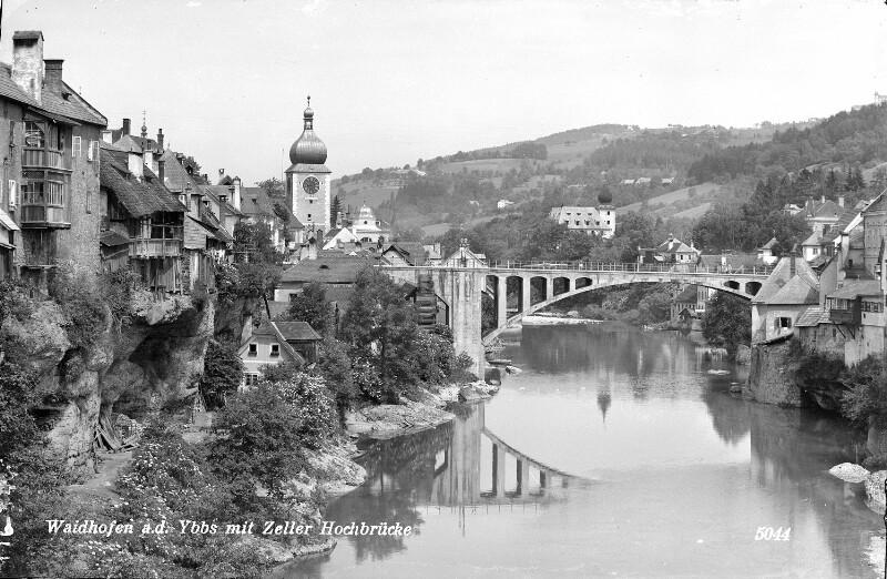 Waidhofen an der Ybbs von Lutonsky, Hans