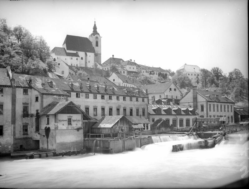 Steinbach an der Steyr von Payr