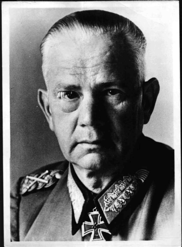 Generalfeldmarschall von Reichenau von Weltbild