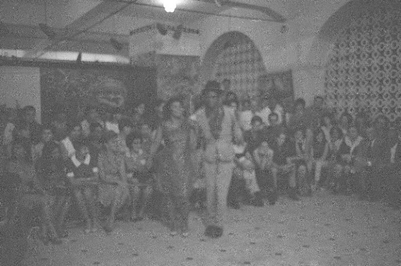 Tanz vor Publikum von Heydecker, Joe J.