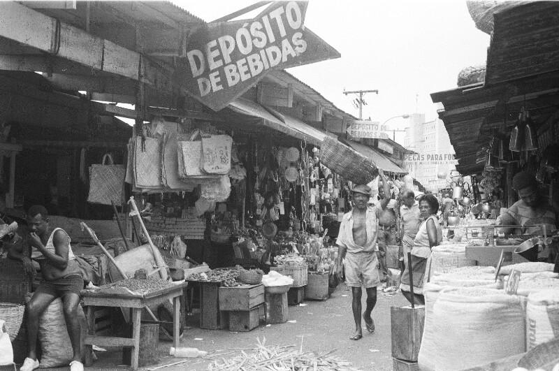 Marktszene von Heydecker, Joe J.