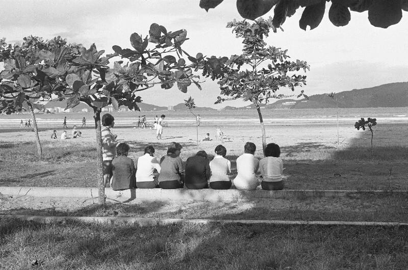 Der Strand im Winter von Heydecker, Joe J.