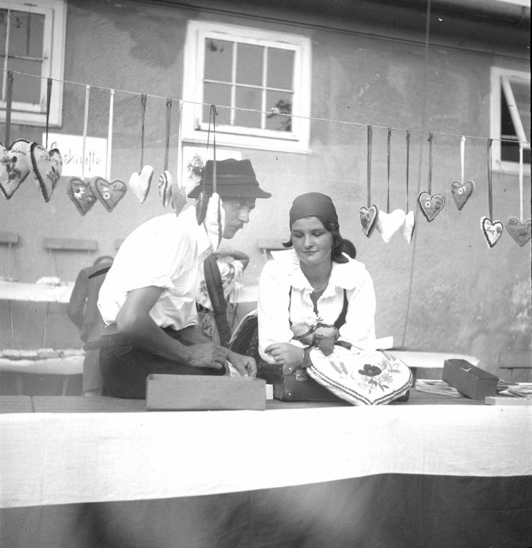 Auf einem Kärntner Kirchtag von Brühlmeyer, Hermann