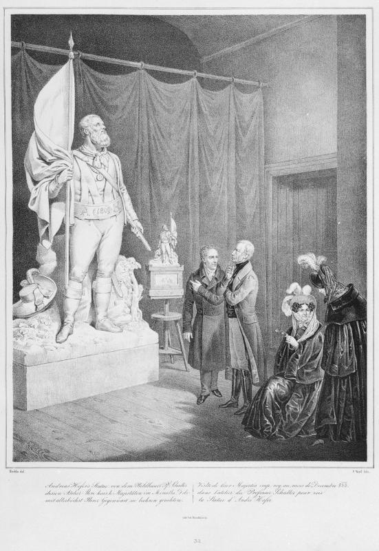 Franz II., römisch-deutscher Kaiser von Wolf, Franz