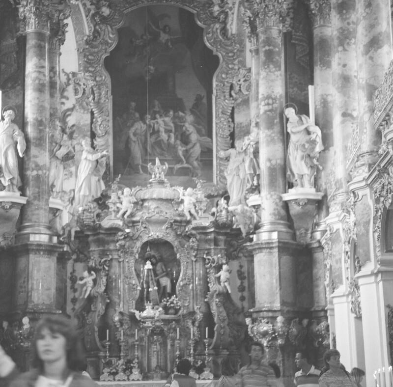 Wies-Kirche von Heydecker, Joe J.