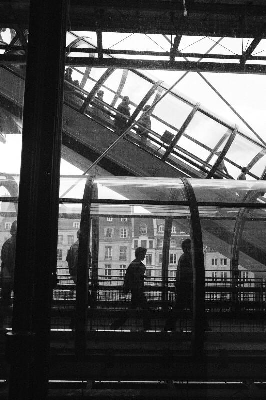 Centre Pompidou von Heydecker, Joe J.